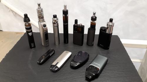 Sortiment für Rauchumsteiger