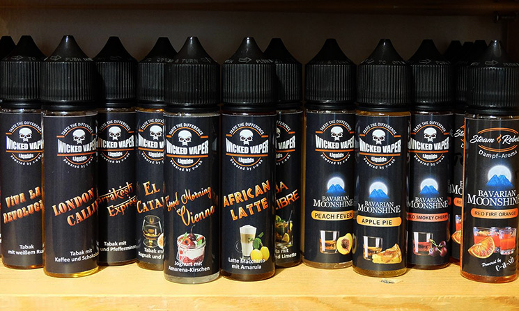 Wicked Vaper Aromen