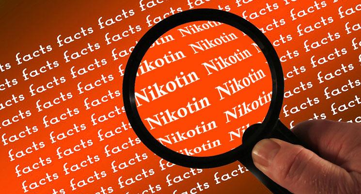 Nikotin: Wahrheit und Mythos